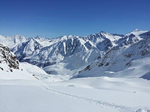 Foto profissional grátis de alpino, altitude, auge, aventura