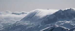 cold, snow, landscape
