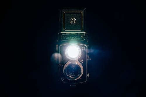 Photo Of Vintage Camera