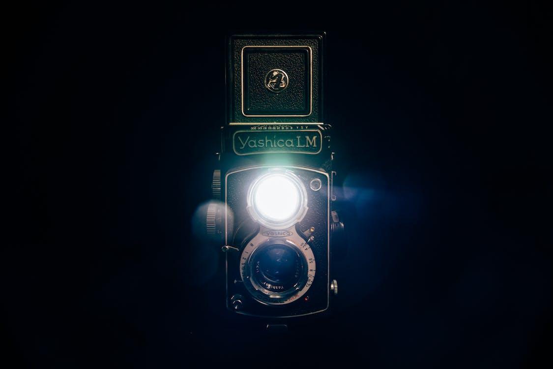 analogt kamera, antikk, blenderåpning