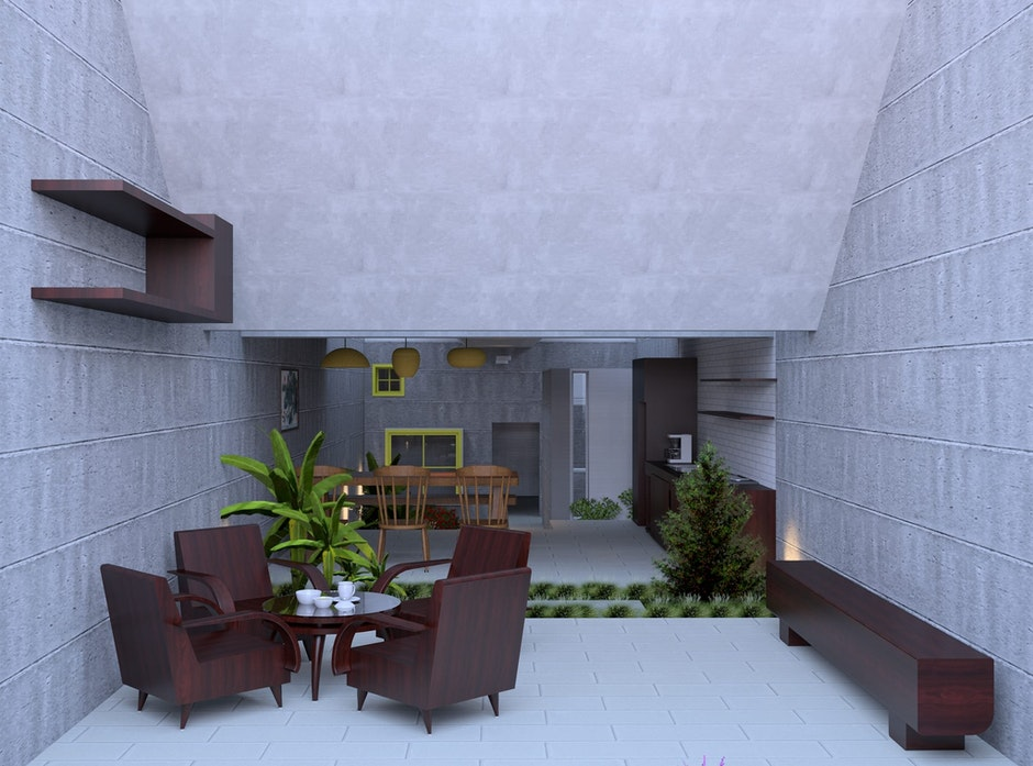 apartment, architectural design, architecture