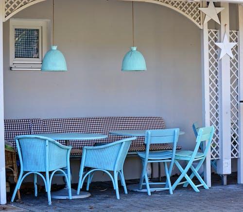 Photos gratuites de chaises, lampes, meuble, places