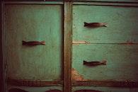 vintage, wooden, old