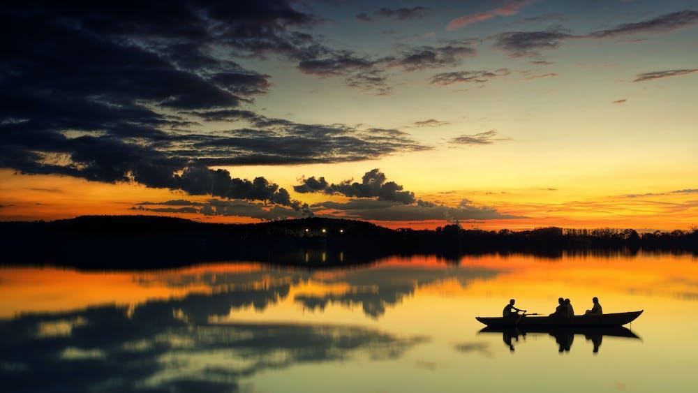Personas pescando │Imagen tomada de: Pexels