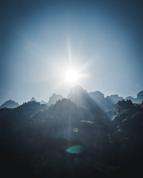 Kostnadsfri bild av ambiant, berg natur, bergen, bergsvibbar
