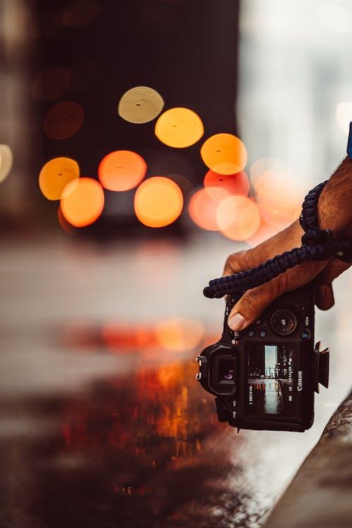 Darmowe zdjęcie z galerii z aparat, makro, robienie zdjęcia