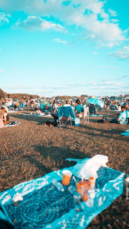 dav ľudí, fest, festival