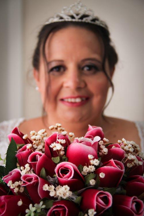 Základová fotografie zdarma na téma nevěsta