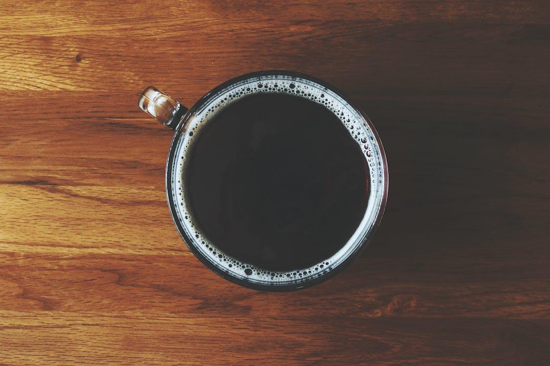 Coffee in Teacup