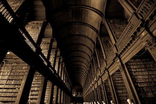 Ilmainen kuvapankkikuva tunnisteilla Kirjasto, kirjat, vanha kirjasto