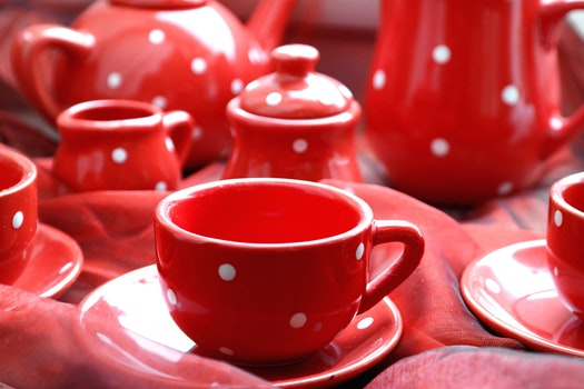 Free stock photo of red, caffeine, coffee, cup