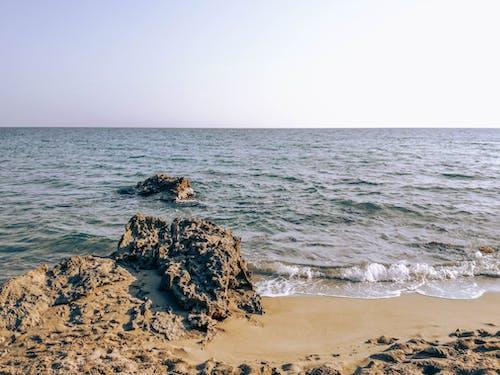 คลังภาพถ่ายฟรี ของ ทราย, ทะเล, น้ำ, วิว