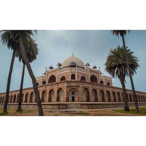 Free stock photo of asia, humayun's tomb, indai, indian