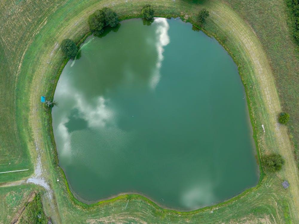 4k-háttérkép, drónfelvétel, drónfotózás