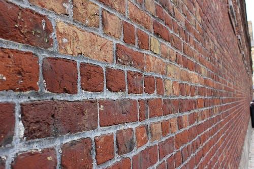 คลังภาพถ่ายฟรี ของ กำแพงอิฐ, อิฐ