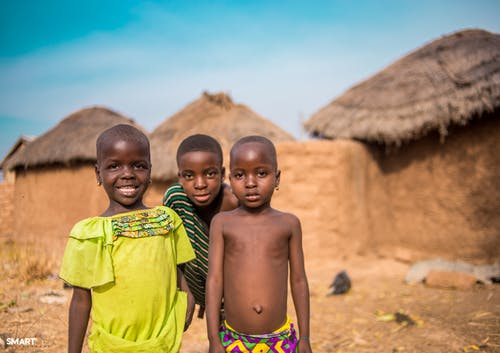 Free stock photo of africa, african child, childsupport