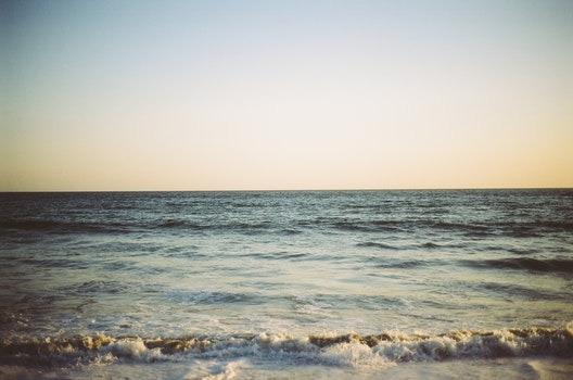Free stock photo of sea, ocean, waves