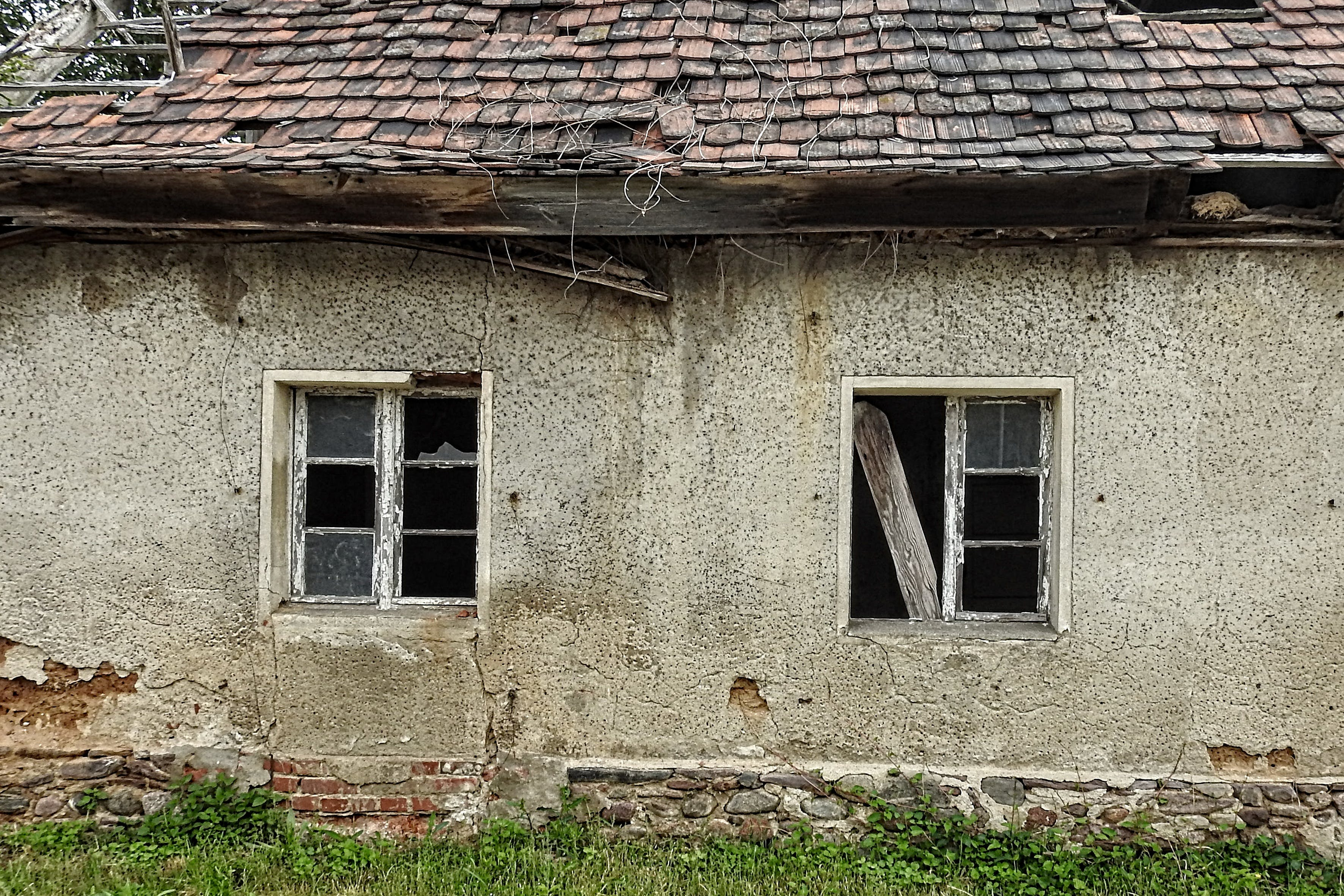 Free stock photo of broken, home, old, dilapidated