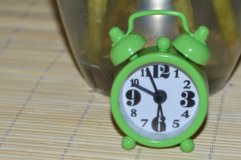 Free stock photo of alarm clock, clock, clock face, dial