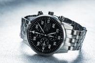 wristwatch, technology, blur