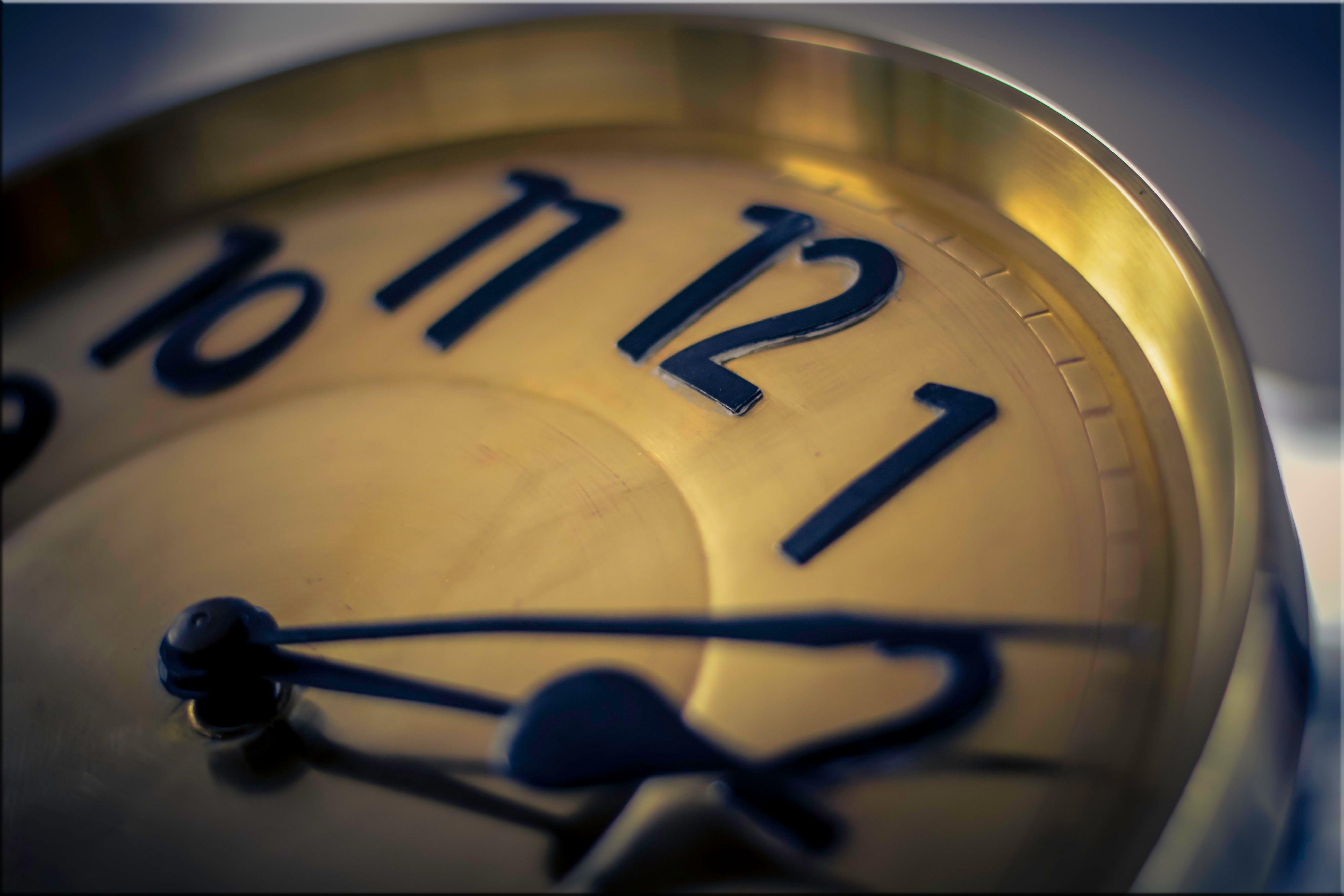alarm clock, Analogue, blur