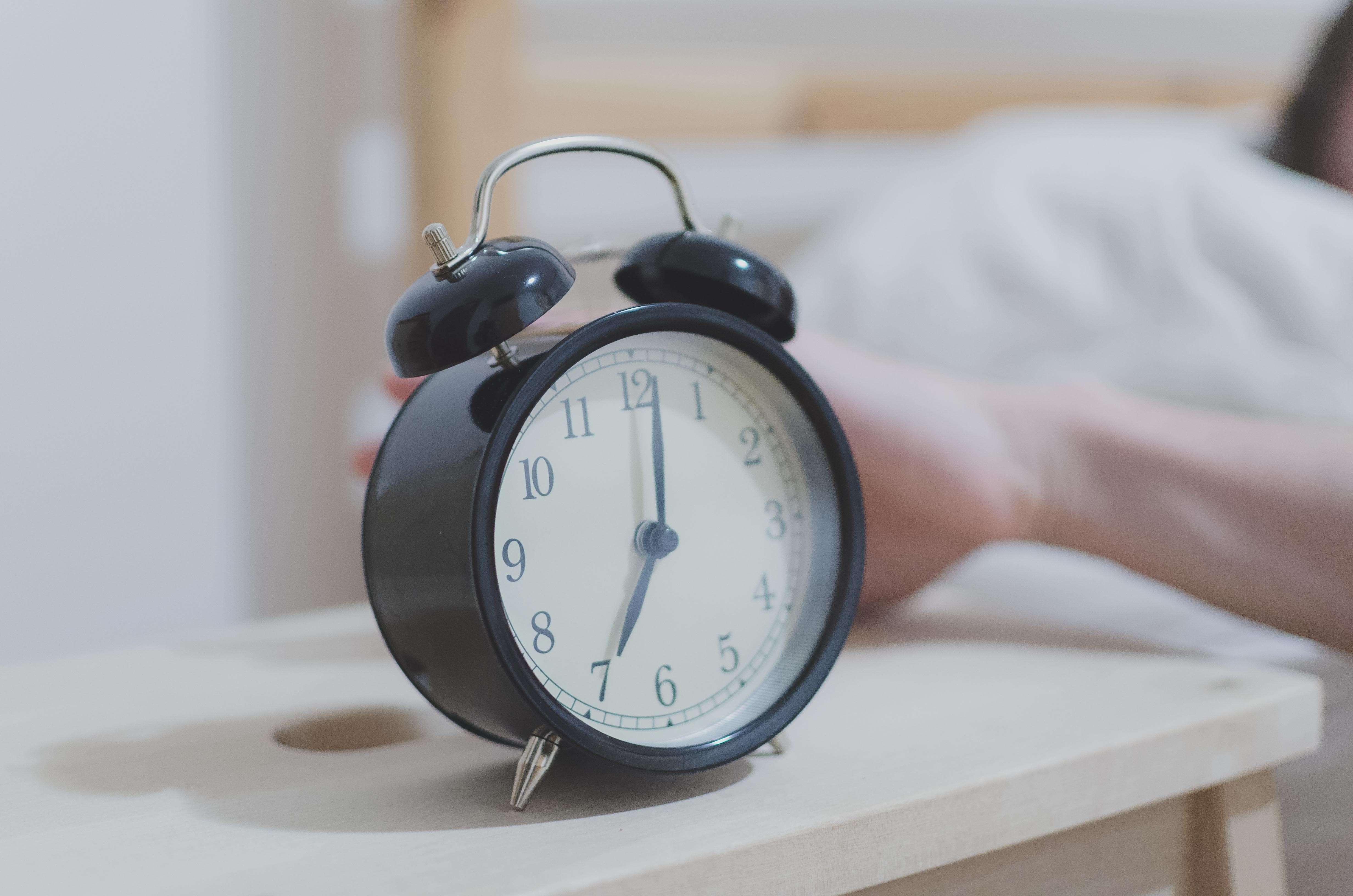 Free Stock Photo Of Table, Time, Alarm, Clock