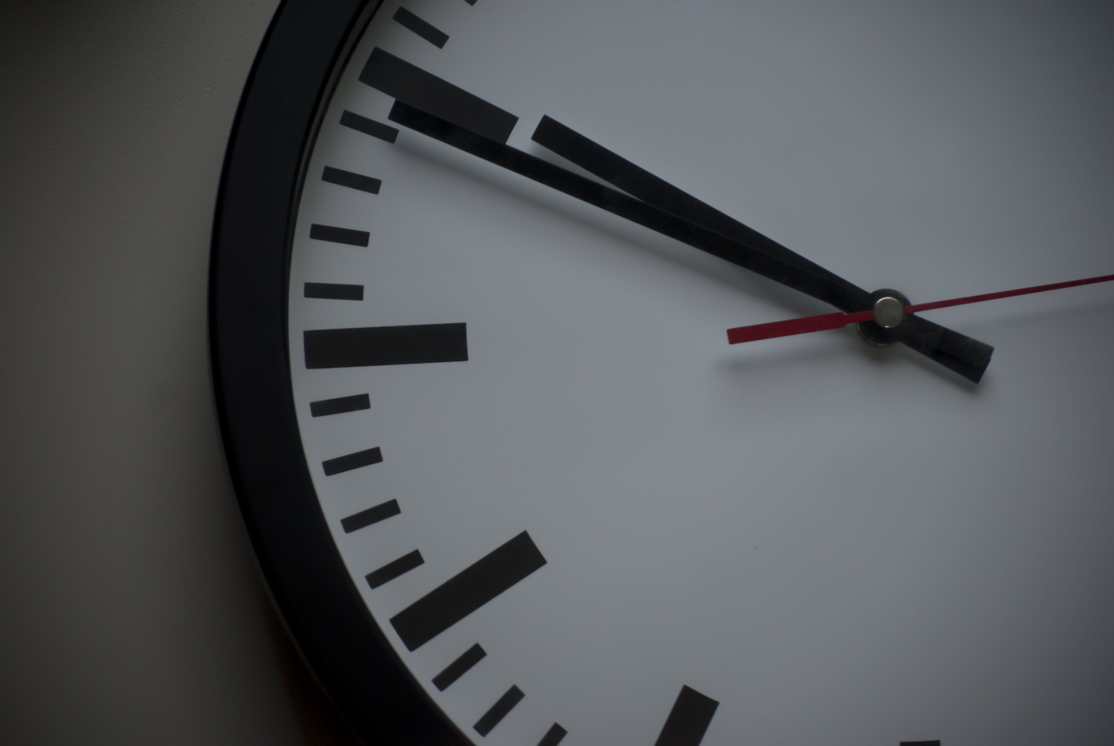 Free stock photo of time, clock, pointer