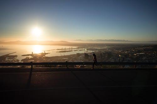 Základová fotografie zdarma na téma běhání, běžec, brzké ráno, fitness