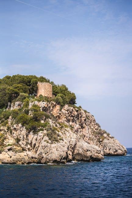 New free stock photo of cliff, coast, island