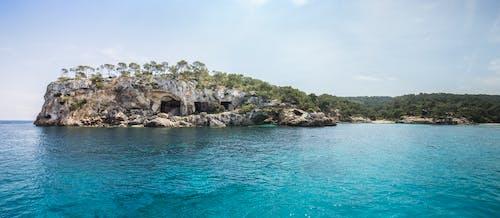 Бесплатное стоковое фото с береговая линия, мальорка, море, средиземноморский