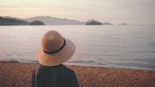 Photos gratuites de coucher de soleil, île, îles, japon