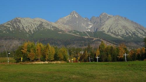 Základová fotografie zdarma na téma horské vrcholy, krajina, přírodní krása, vysoké tatry