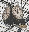 vintage, time, clock