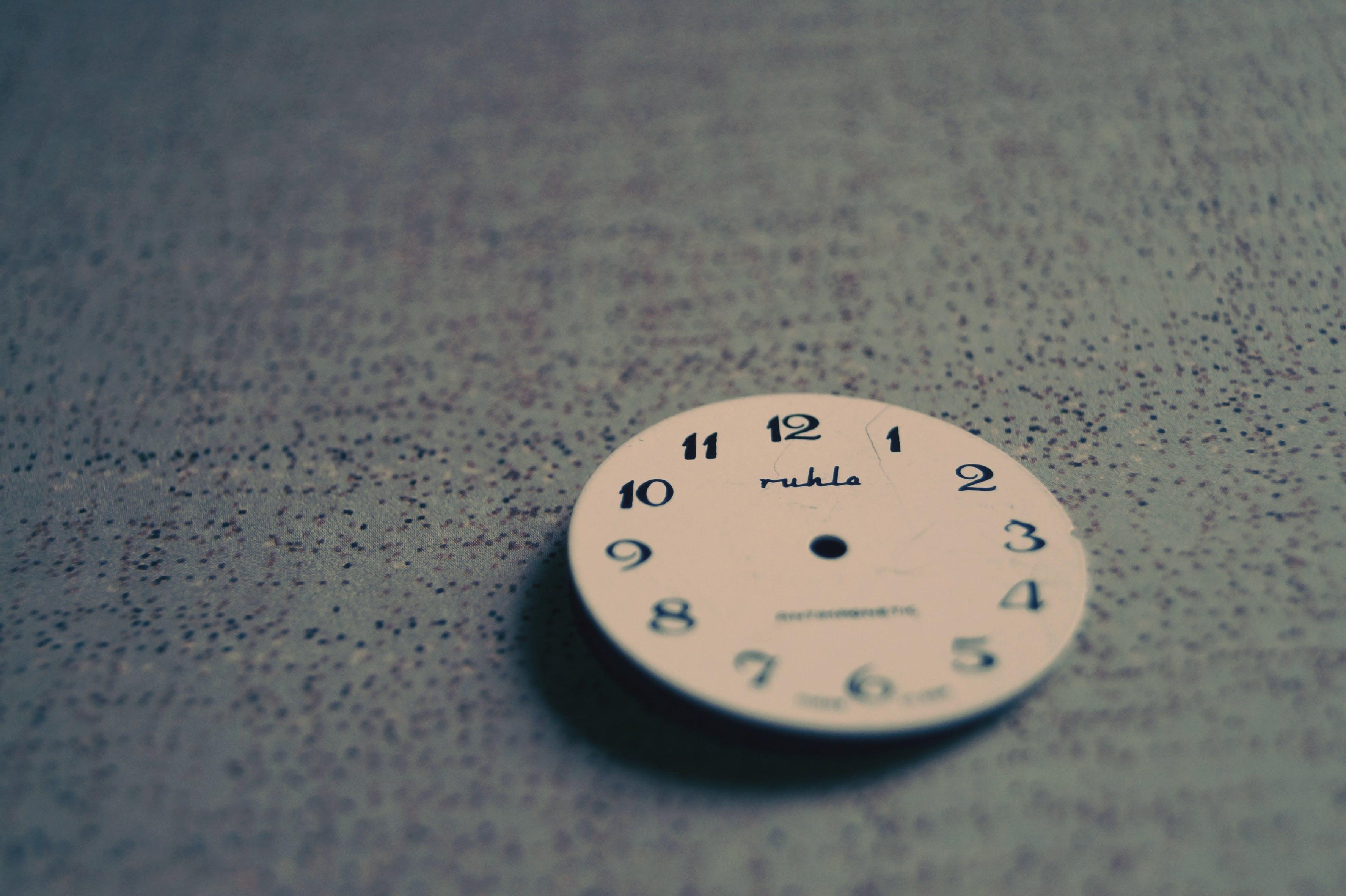 Round Watch Panel