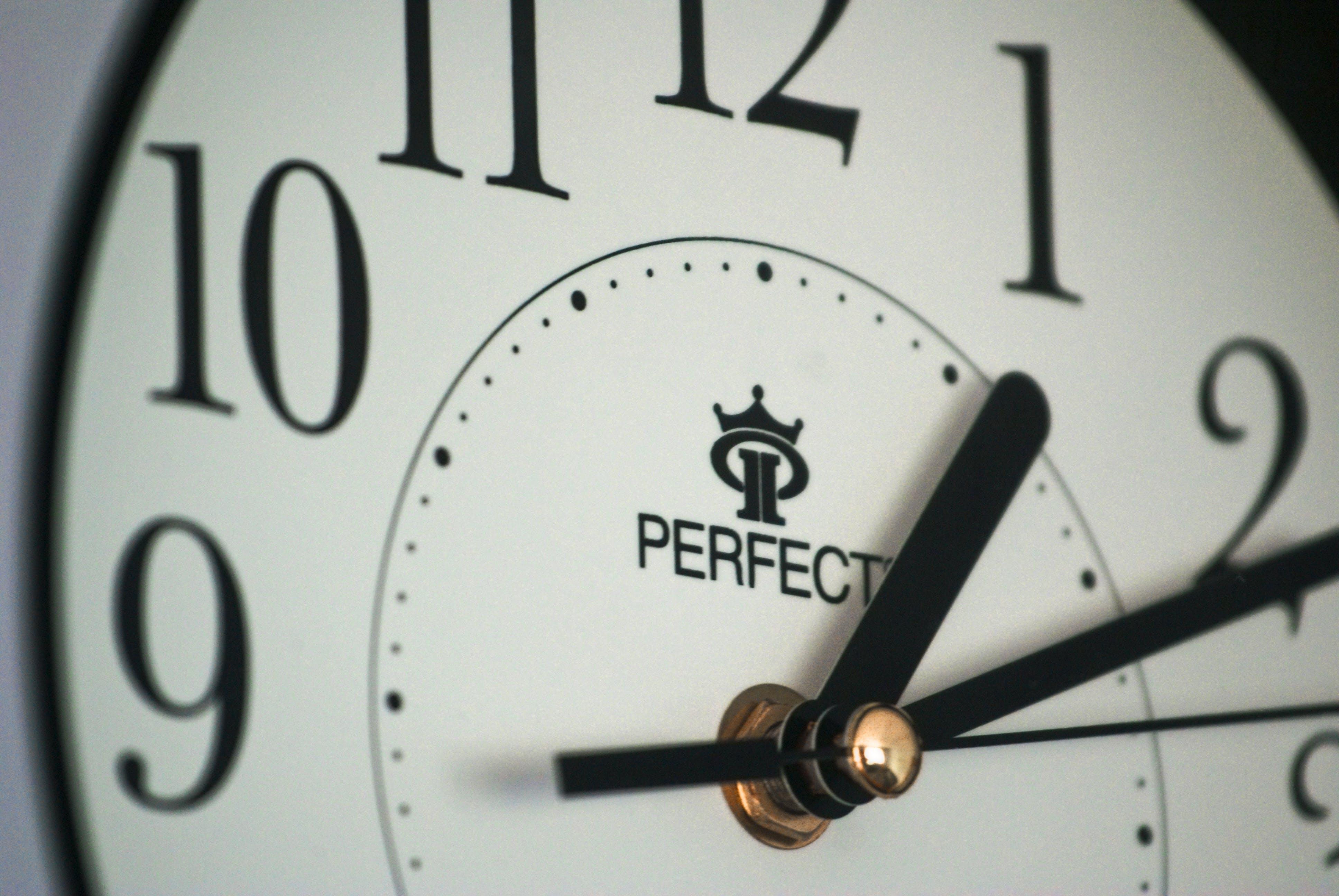 Clock at 1:11