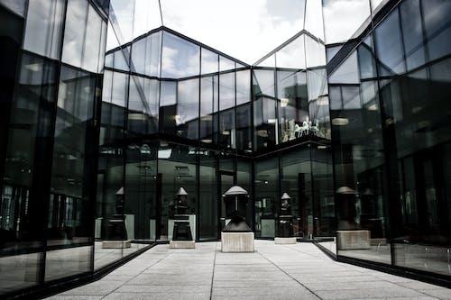建築物正面, 建築設計, 思考, 户外摄影 的 免费素材照片