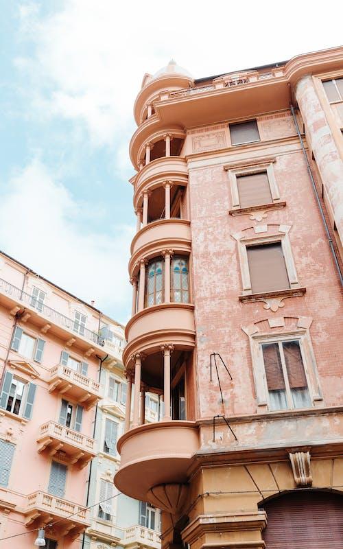 Základová fotografie zdarma na téma architektura, budova, Itálie, savona