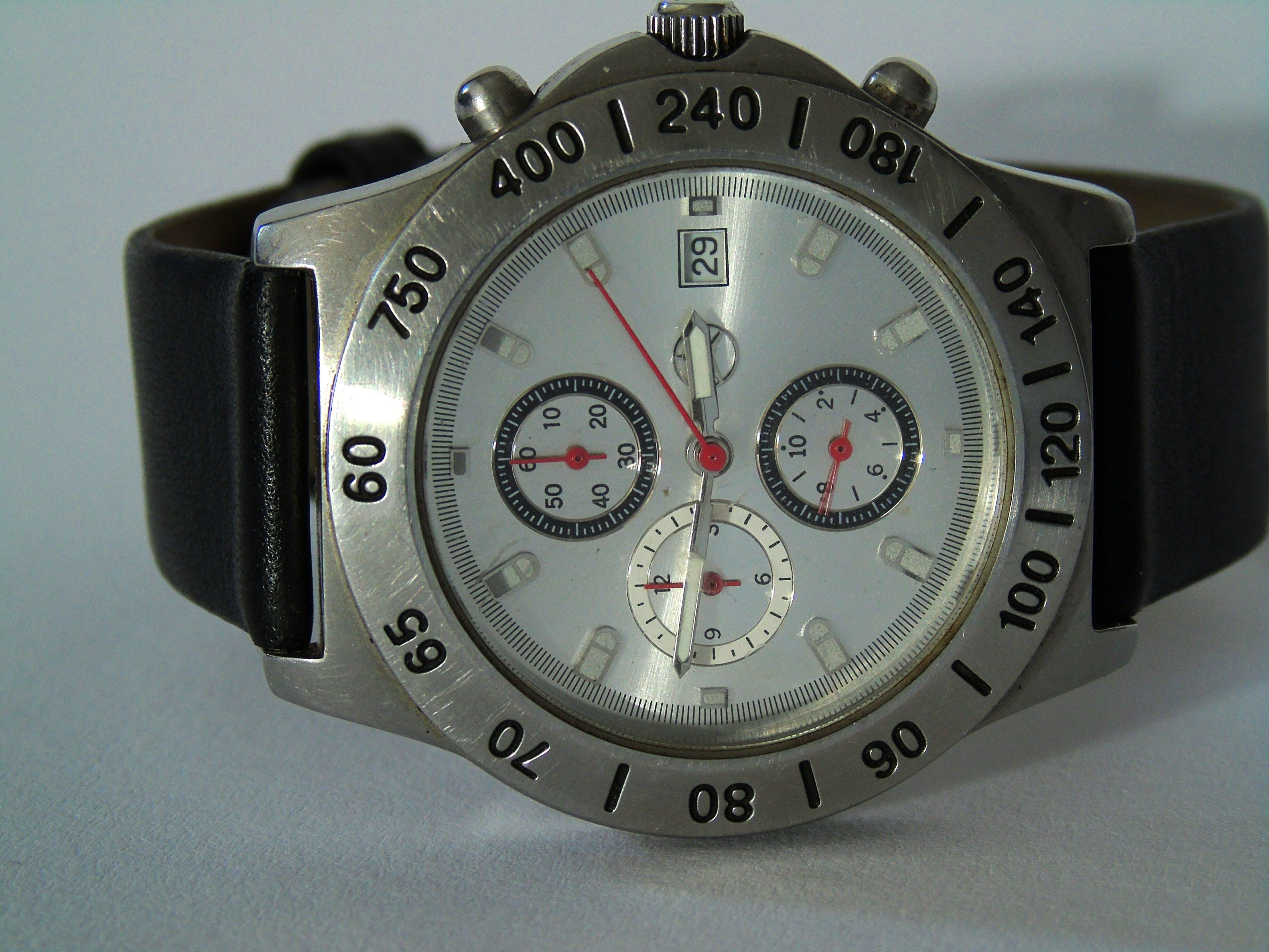 Free stock photo of time, clock, macro, close