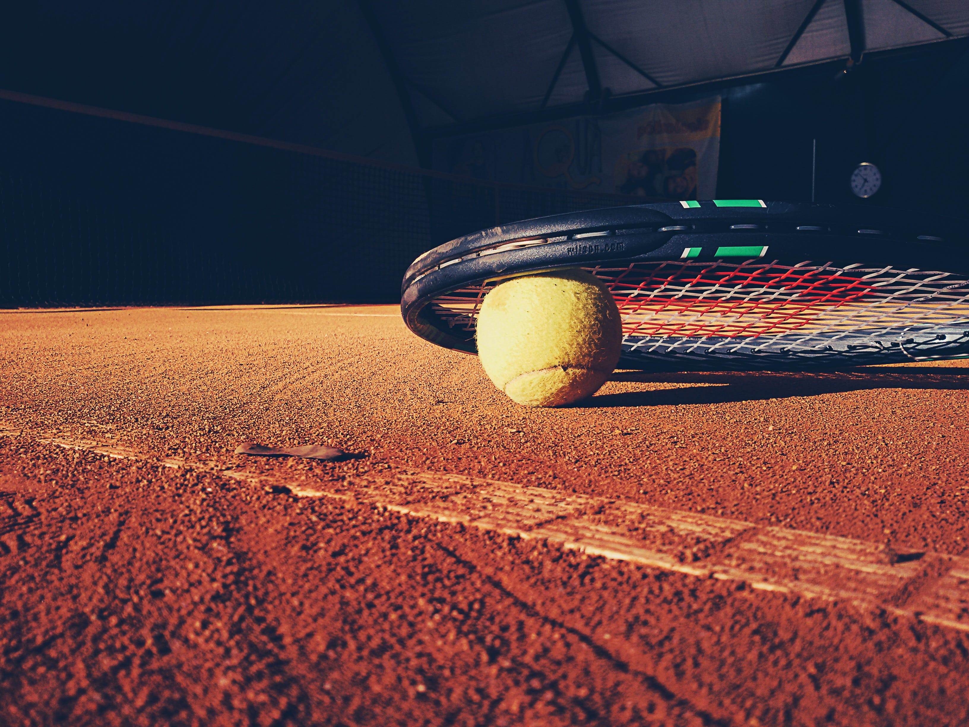 Free stock photo of ball, tennis, fitness, court