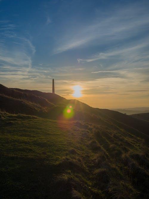 Darmowe zdjęcie z galerii z anglia, boiska, marlborough, niebo