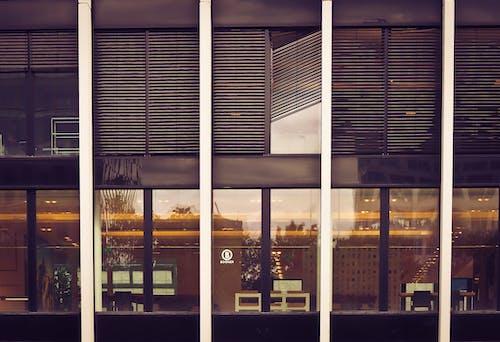 건물 외관, 건축, 유리의 무료 스톡 사진