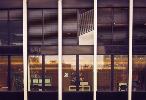 Free stock photo of building, glass, architecture, facade