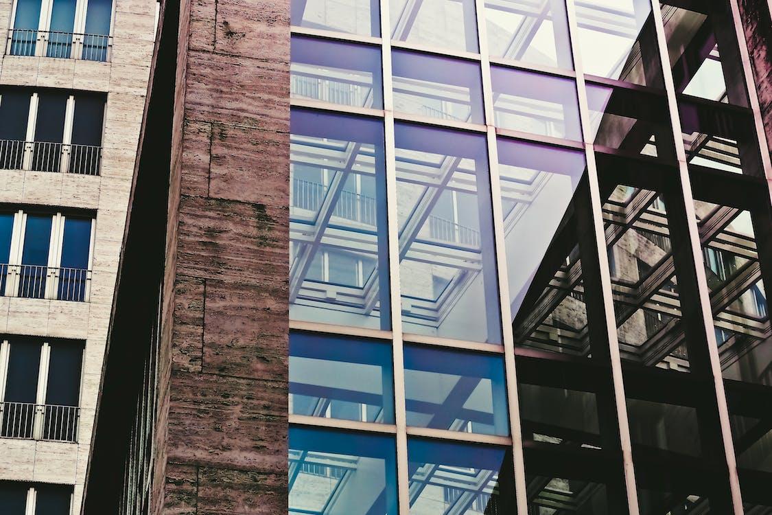 architektura, budova, design