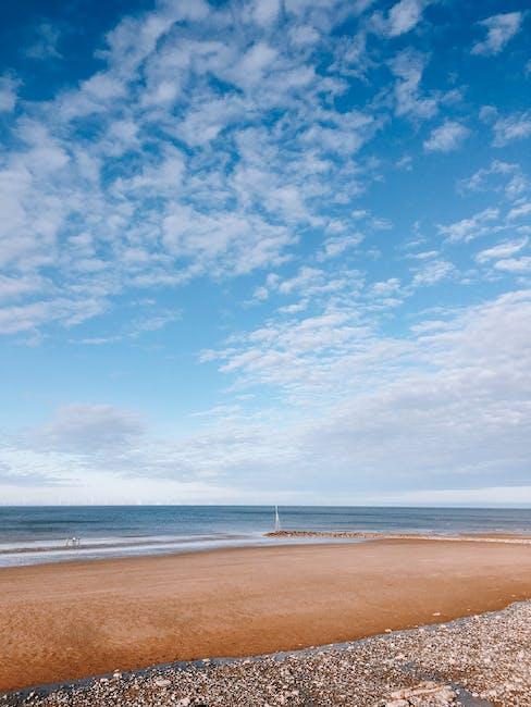 New free stock photo of beach, clouds, coast