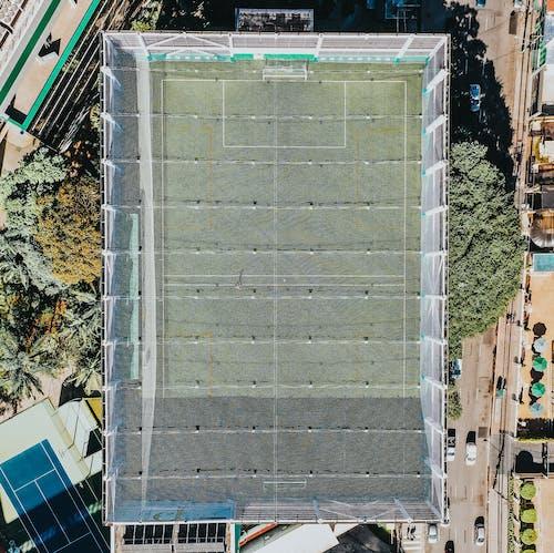 俯視圖, 建築, 無人機攝影, 無人機視圖 的 免費圖庫相片