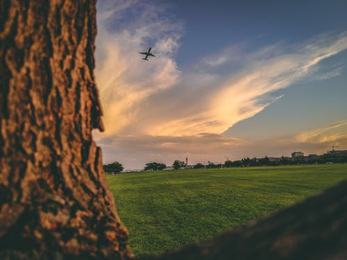 Gratis stockfoto met luchtvaart
