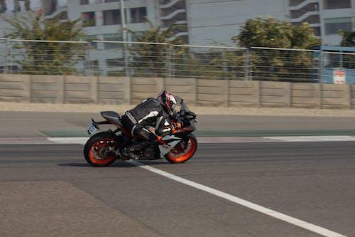 คลังภาพถ่ายฟรี ของ actionphotography, bikerace, delhites, ktm