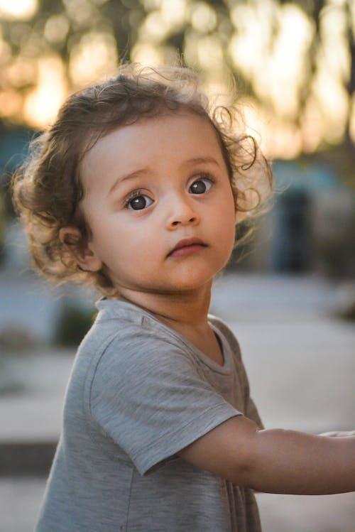 Kostnadsfri bild av ansikte, ansiktsuttryck, barn, barndom