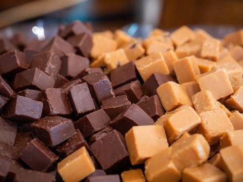 Immagine gratuita di caramella, caramella fondente, caramello, dolce
