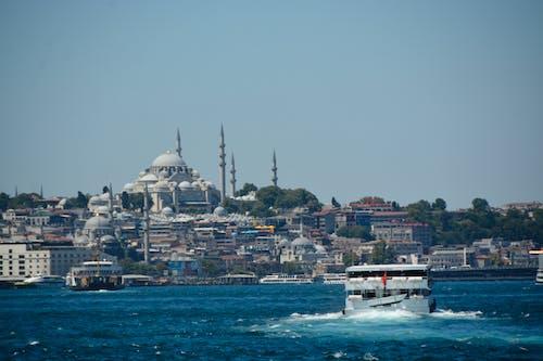 Foto profissional grátis de eminonu, emniönü cami, Istambul